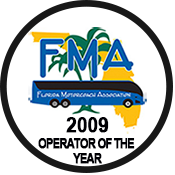 Florida Operator of the year 2007