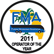 Florida Operator of the year 2011